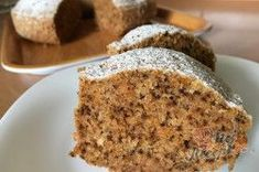 18743_250x166 Sweet Desserts, Sweet Recipes, Carrot And Walnut Cake, Toffee Bars, Bunt Cakes, Czech Recipes, Healthy Sweets, Desert Recipes, A Table