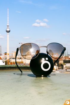 Yeah - the sun is back in town and bringing us more than 12 degree! Our recommendation for this case ;) Pick up our sunglasses and enjoy the sun :D #gotti #götti