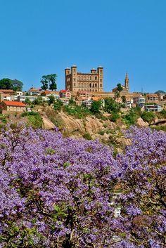 Rova of Antananarivo Madagascar