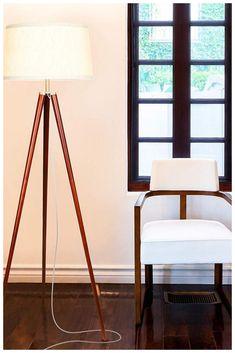 e460c91caa1 Emma - LED Tripod Floor Lamp  Contemporary Light for Your Living Room