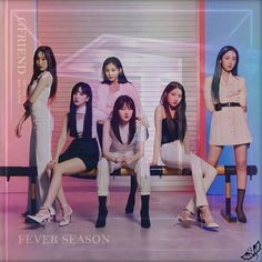 Gfriend Album, Sinb Gfriend, Kpop Girl Groups, Korean Girl Groups, Kpop Girls, Words For Girlfriend, Cloud Dancer, Korean Entertainment, Fandom