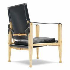 KK 47000 Safari Chair - Carl Hansen & Son - Switch Modern
