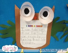 I give a hoot Earth week bulletin board idea for April classroom decor. Earth Science Activities, Science Lessons, Science Experiments, Science Notes, Science Humor, Spring Activities, Science Art, Science Projects, Life Science