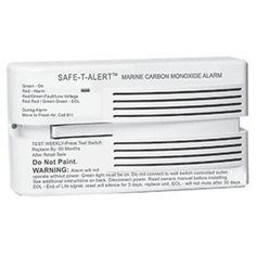 Safe-T-Alert 65 Series Surface Mount Carbon Monoxide Alarm