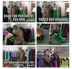 Si + Mannequin = only Duck Dynasty