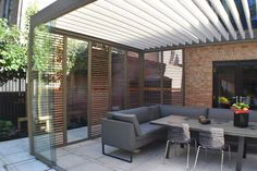 """As seen on TV,  Aspiration Blinds Bolton are proud to have one of their recent installs selected to appear on Alan Titchmarsh's Love Your Garden TV show. Selected to be a feature installation in there outdoor living sections to show how your garden can benefit from a covered area. The system they choose was … Continue reading """"Aspiration Blinds on Alan Titchmarsh's Love Your Garden"""""""