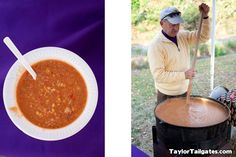 20 gallons of Brunswick Stew at ECU