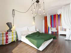 What is Eclectic interior design style? Unusual and original eclectic style in the interior of the house, apartment, office or hotel is a mixture of styles