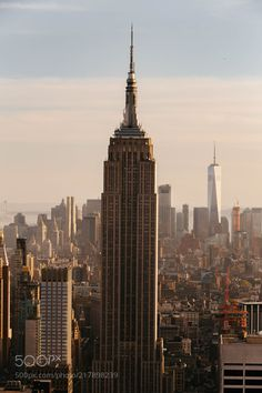 Empire State by Smvrk
