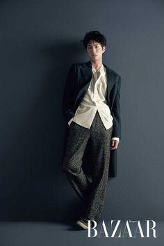 Harper's Bazaar Korea - November 2015