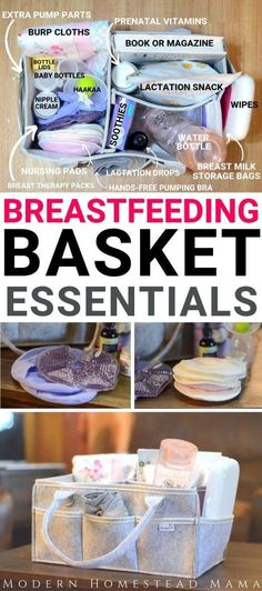 Check out the best items to add to your breastfeeding basket while you're preparing to nurse your baby! From lactation drops to breast therapy packs. Breastfeeding Quotes, Stopping Breastfeeding, Breastfeeding Positions, Breastfeeding And Pumping, Breastfeeding Storage, Breastfeeding Outfits, Breastfeeding Smoothie, Breastfeeding Cookies, Nursing Outfits