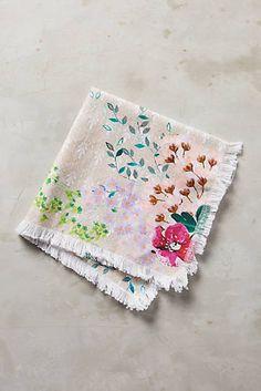 Dorienne Floral Napkin