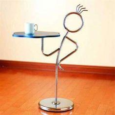Cute tea table design