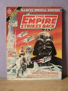 vintage star wars comic book - Google Search