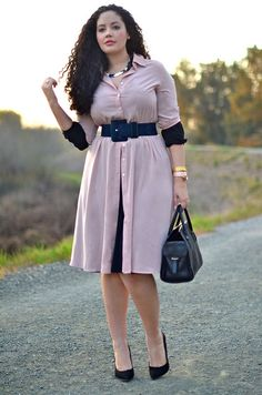 Business Outfit Frau, Business Outfits Women, Business Women, Business Professional, Fashion Mode, Curvy Girl Fashion, Fashion Outfits, Dress Fashion, Child Fashion