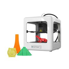 EasyThreed Nano Entry Level Desktop Printer for Kids Students Sales Online white uk - Tomtop Printer Desk, Desktop 3d Printer, Interlocking Bricks, Problem Solving Skills, Baby Monitor, Entry Level, Card Reader, Save Energy, Cleaning