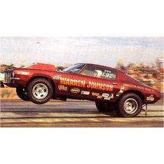 Warren Johnson's Pro Stock Car appreciated by Motorheads Performance www.musclecarssanantonio.com
