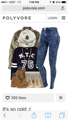 In love with these timberland boots! They make ANY outfit look cute!