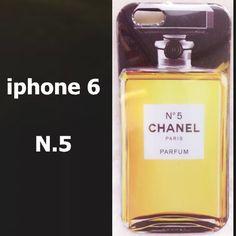Coque iPhone Chanel silicone de luxe vernis à ongle 6s 6s plus bon marché acheter sur lelinker.fr
