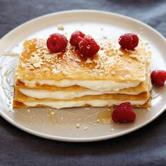Halvah Mille-Feuilles with Tahini Philo Dough, Phyllo Dough Recipes, Phillo Pastry Recipes, Crockpot, Tahini Recipe, Sandwiches, Honey Recipes, Sweet Tarts, Holiday Desserts