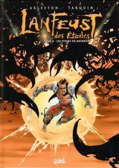 Lanfeust des Étoiles -2- Les tours de Meirrion  -  2003