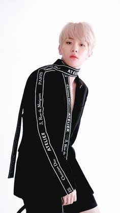 변백현 | Baekhyun | Baekhyun Lined Magazine | Baekhyun wallpaper | Kk aebsong | 'ㅅ'