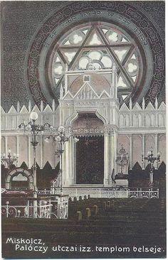 Egy csepp retro: Amikor lerombolták Miskolc egyik zsinagógáját | BOON