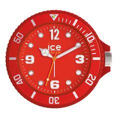 #IceWatch - Ice Alarm Clock Red
