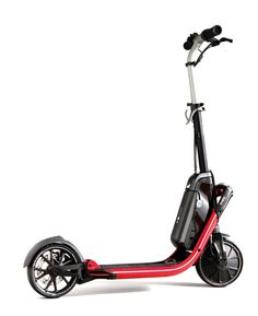 Decathlon Klick 5, design interne Nicolas Caron, 2015 Electric scooter / TechNews24h.com