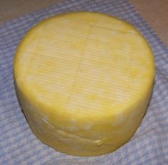 Today's guest post comes from Marci of Down on the Farm. Cheddar Cheese Equipment: Cheese pot with a lid to hold the milk (it is good to make this a dedicated cheese only pot), a larger stock pot o. (Cheese Making) Fromage Vegan, Fromage Cheese, How To Make Cheese, Food To Make, Making Cheese At Home, Milk Recipes, Cooking Recipes, The Farm, Queso Fresco