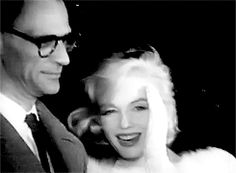 """OurMarilyn   """"I knew I belonged to the Public and to the world,..."""