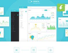"Check out new work on my @Behance portfolio: ""Orbita Free Admin Dashboard Panel (Freebie)"" http://be.net/gallery/52737305/Orbita-Free-Admin-Dashboard-Panel-(Freebie)"