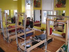 The most unique Pilates Studio!  Methodology Pilates in Avon, Ohio.