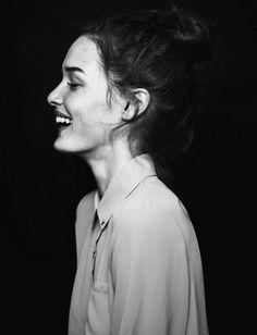 Le rire, l'embellisseur universel !