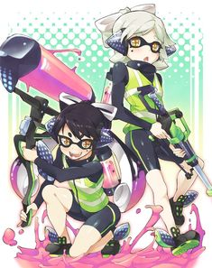 Did u know Callie is agent one and Marie is agent two!