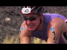 One foot in front of the other, keep moving forward...The Most Inspiring IRONMAN Story of 2013 - YouTube