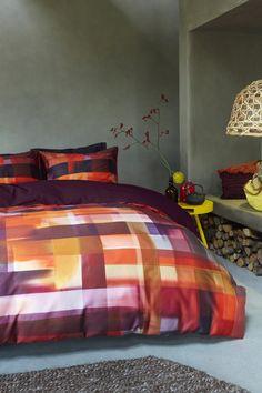 Slaapkamer inspiratie   Dekbedovertrek Elliot   Swiss Sense