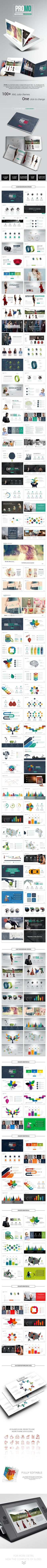 Promo - Multipurpose Promotion PowerPoint #promotion #product