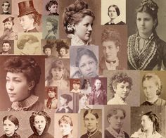 As the victorian period was in its infancy, it was popular for women to arrange their hair in an updo collected at the back of the head complimented by one or more. Description from hairstylerideas.top. I searched for this on bing.com/images