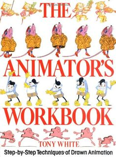 The Animator's Workbook: Step-By-Step Techniques of Drawn... https://www.amazon.de/dp/0823002292/ref=cm_sw_r_pi_dp_x_RuJ6xb6AVYGXE