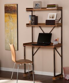 Look what I found on #zulily! Tamblyn Industrial Desk #zulilyfinds