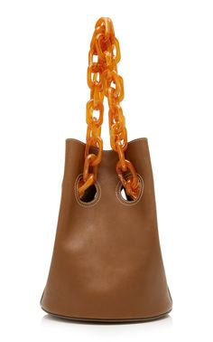 Goodall Bucket Bag With Resin Chain by TRADEMARK for Preorder on Moda Operandi