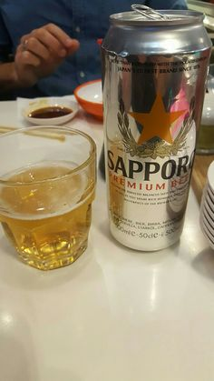 Sapporo Premium Beer by Sapporo Breweries