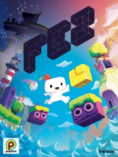 Fez Is A Game Developed By POLYTRON In It You Play As Gomez Creature Living What He Believes WorldUntil Strange And Powerful Artifact