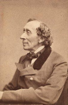 Hans Christian Andersen. Last words: Don't ask me how I am! I understand nothing more.