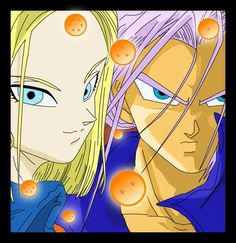 18 and Trunks