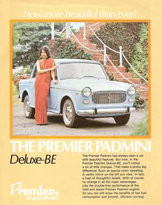 Fiat 1100 aka The Premier Padmini (1964-2000)