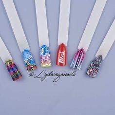 Taller diseños Cusco😍 #uñas #nails #nailart #pasionuñas #esmalte #hechoamano #cusco #uñasinovadoras #efectomate #peru #uñasconestilo… Vegas Nails, Nail Inspo, Nailart, Hair Beauty, Instagram, Enamel, Fingernail Designs, Atelier, Hand Made