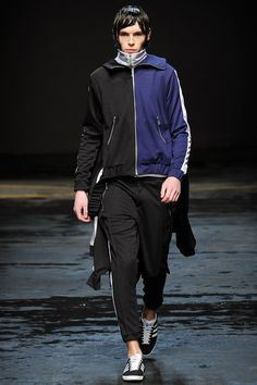 Christopher Shannon | Fall 2014 Menswear Collection | Style.com