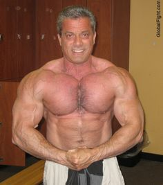 a massively well built hunky sexy bodybuilders photos
